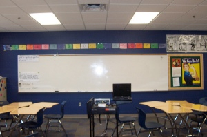 Classroom, flipped classroom