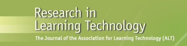 research in learning technology