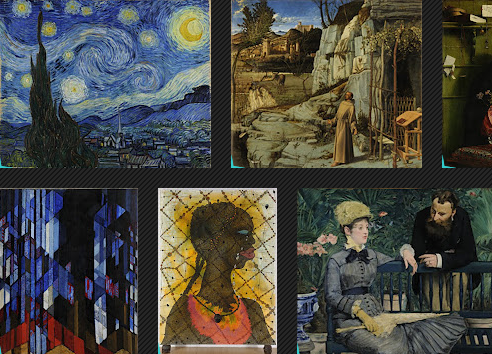 Google Art Project Elementary