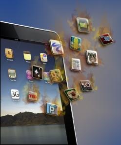 iPad, Apps