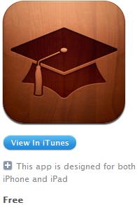 iTunes U, iTunes U App