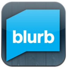 blurb mobile, blurb