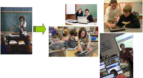digital classroom, digital textbook