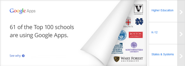 google apps for education, google apps