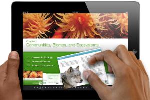 iBook textbook, digital textbook