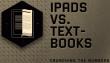 iPad, textbook