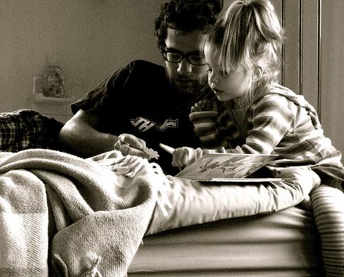 kids, reading