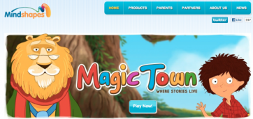 magic town, game-based learning, educational game
