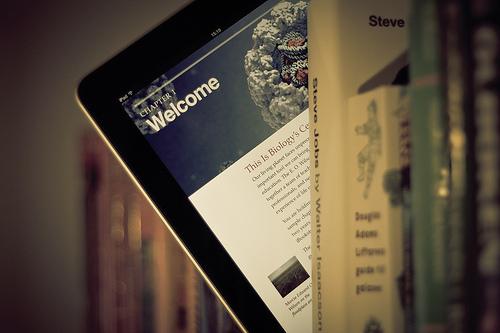 digital textbook, iPad, etextbook