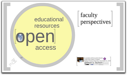 oer, open access, open educational resources