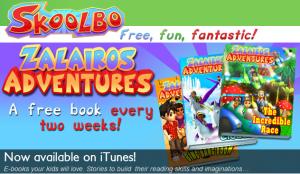 SKOOLBO, educational game
