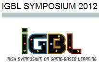Irish Symposium on Game Based Learning