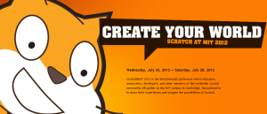 Scratch at MIT, game-based learning, game building