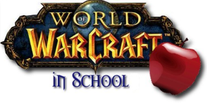 world of warcraft in school, game-based learning