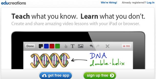 iPad becomes classroom, flipped classroom