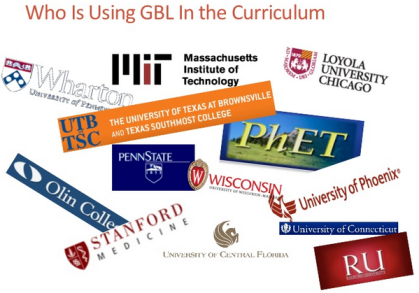 game-based learning in higher ed