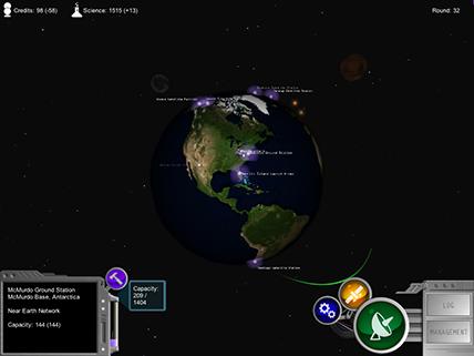 learning game, NASA educational game