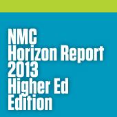 horizon report 2013