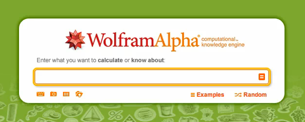 Wolfram Alpha, computational knowledge engine