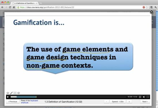 gamify learning