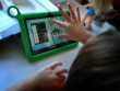 touch screen for learning
