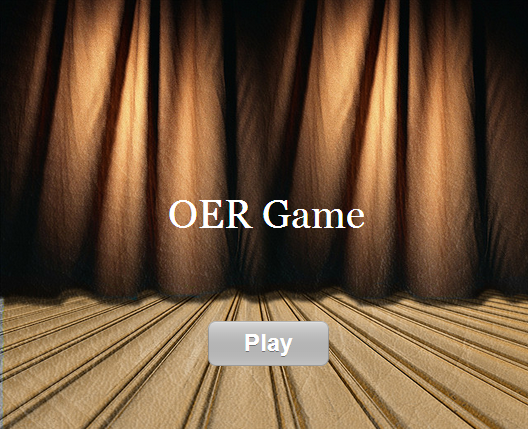 open educational resources game